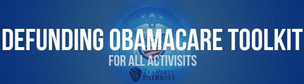 Defund Obamacare MiniBanner
